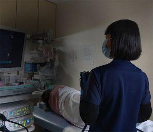 大腸検査の風景